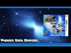 Megamix Game Showcase Episodes (playlist)