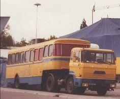 DAF 1600 - Circus Mikkenie, Holland