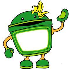 Jeroen houdt van groen