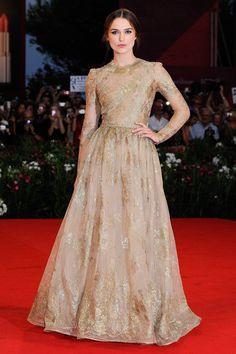 Keira Knightley Style Evolution | Celebrity Style and Fashion (Glamour.com UK)