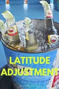 I could use a little latitude adjustment. #quote #travelquote #beer