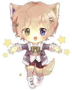 chibi extra for from this adopt hhhThank you very much~~!!! /)v(\ <333333 character (c) Vaniraa