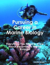 I Want To Be A Marine Biologist I Should Read This Book Ha