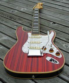 Fender Custom Shop Stratocaster