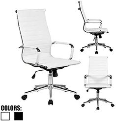 Office Chairs are so important to your comfort and your productivity. We have rounded up our favorite leather and other professional executive office chairs that will help you be efficient and effective!