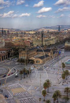 barcelona | by mariusz kluzniak