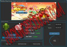 Monkey King Escape Hack Ios, Software, Android, Monkey King, Hacks, Cheating, Tips