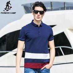 Pinoneer Men's Stylish Polo Shirt