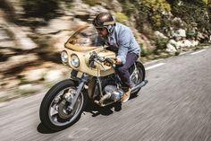 Jerikan BMW R80 Cafe Racer ~ Return of the Cafe Racers
