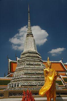 Bangkok, always nice and friendly