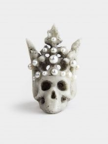 Pearl Crown Ring | NOT JUST A LABEL