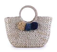 Hat Attack Buji Baja Natural Pom Pom Tote Hat Attack https://www.amazon.com/dp/B01E5V64PE/ref=cm_sw_r_pi_dp_FyMLxb9HSN97F