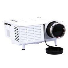 BEST NEW HD Home Theater Multimedia LCD Projector 1080P HDMI USB TV DVD WII HI5 #Ouku