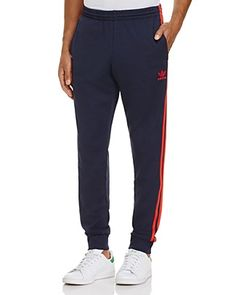 997a24f94c91 adidas Originals Cuffed Regular Fit Track Pants Adidas Originals Mens