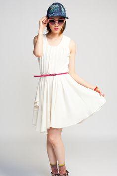 Koshka - Plastic Island Tiffany Sundress , $112.00 (http://www.shopkoshka.com/new-in/plastic-island-tiffany-sundress/)