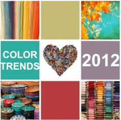 Color Trends 2012