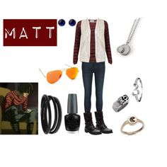Modern Cosplay: Mail Matthew Jeevas/ Matt, Death Note