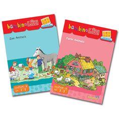 bambinoLUK Early Learning - Theme-Based Learning: Animals