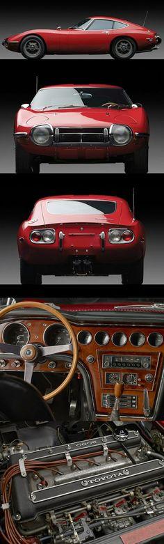 BreaktimeFun: 1967 Toyota 2000GT