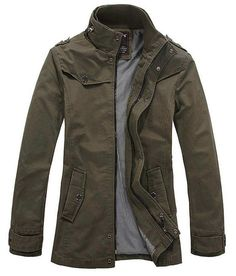 Winter Style: The Woods Olive
