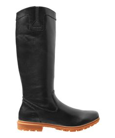 Look at this Bogs Black Pearl Tall Boot - Women on #zulily today!