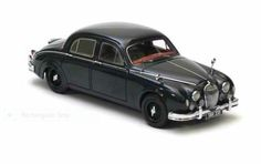 Neo Scale Models 1/43 Scale Jaguar Mk1 3.4 in black!