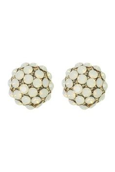 Stoneburst Earrings