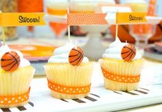 Slam Dunk! March Madness Basketball Party Ideashttp://www.mommygaga.com/2014/03/march-madness-basketball-birthday-party-ideas-printables.html