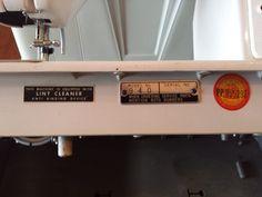 White sewing machine model W940