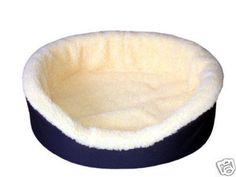 Dog Bed King USA XX Large Fits Pets Up To 120 Lbs NavyImitation Lambswool USA Made Size 42x27x7 Removable Machine Washable Cover >>> To view further for this item, visit the image link.