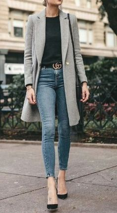 30 Perfect Winter Office Attires To Upgrade Your Work Wardrobe work outfits winter office attire Casual Work Outfits, Winter Outfits For Work, Work Attire, Office Outfits, Work Casual, Fall Outfits, Fashion Outfits, Womens Fashion, Winter Office Outfit