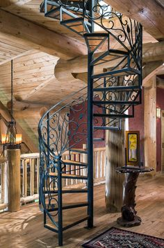 20 Best Outdoor Spiral Staircase Modern and Contemporary Spiral Staircase For Sale, Spiral Staircase Dimensions, Staircase Metal, Interior Staircase, Staircase Design, Spiral Staircases, Shed Dormer, Timber House, Post And Beam