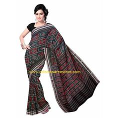 Fakirpur Saree -  A Place Known for Tussar and Silk Saris: Online Shopping of famous pasapalli saree