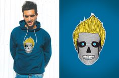 Skull :: www. Fall Winter, Autumn, Skull, Athletic, Hoodies, Jackets, Fashion, Style, Down Jackets