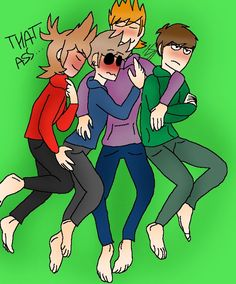 Thomas Thompson, za kilka miesięcy będzie miał 18 lat. Żyje w patolog… #fanfiction # Fanfiction # amreading # books # wattpad Eddsworld Comics, Funny Comics, Blonde Boy Aesthetic, Eddsworld Tord, Tomtord Comic, Eddsworld Memes, Gay Art, Cute Gay, Fujoshi