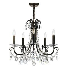 Crystorama Othello 6825 Chandelier - 6825-