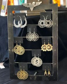 Who wants any of these beautiful Nirvana earrings?? They are available for you!!! Ask us for them