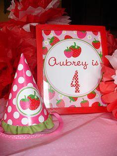 I LOVE strawberries!!!
