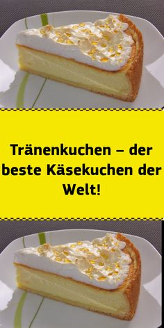 Tear cake – the best cheesecake in the world! Best Cheesecake, Pineapple Cake, Marble Cake, Pan Dulce, Food Platters, Drip Cakes, Sweet Bread, Queso, Cupcake Cakes