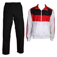 echt klassischer Adidas Trainingsanzug bei uns jetzt preiswert zu haben!