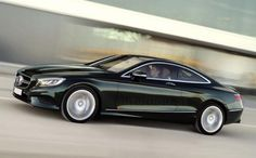 First official shot of @Mercedes-Benz – The best or nothing S-Class Coupe leaks out. http://aol.it/1oaNqtV