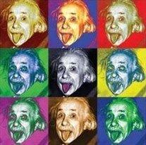 Einstein Pop Art