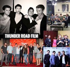 Thunder Road: Feature Film. Matt Dallas, Charlie Bewley, Steven Grayhm. www.planb-pr.com