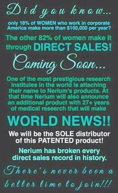 Join me on this journey today!! www.nerium.com/ebyoungva