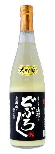 日本一獲得 酒田醗酵 みちのく山形のどぶろく 酒田醗酵 大吟醸どぶろく 濃醇タイプ コンテストで日本一に輝いた酒田醗酵の渾身の一本。山形県自慢の酒造好適米 出羽燦々を50%まで精米し、山形酵母を用いて長期低温醗酵いたしました。濃醇タイプです