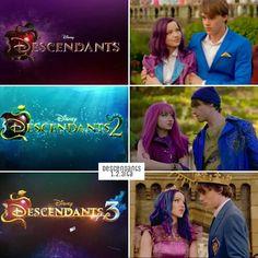 The Descendants, Disney Descendants Dolls, Descendants Characters, Descendants Costumes, Disney Channel Movies, Disney Channel Stars, Disney Jokes, Funny Disney Memes, Cameron Boyce
