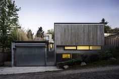 Cloister House Laneway | Measured Architecture Inc.