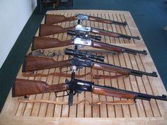 www.pinterest.com/1895gunner/  Marlin Guide Guns  | 1895Gunner's Gun Room Lever Action Rifles, Gun Rooms, Black Labs, Pistols, Firearms, Weapons, Guns, Leather, Ideas