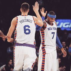KP and Melo