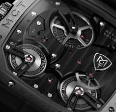 This is pretty! MCT Frequential One F110 Watch